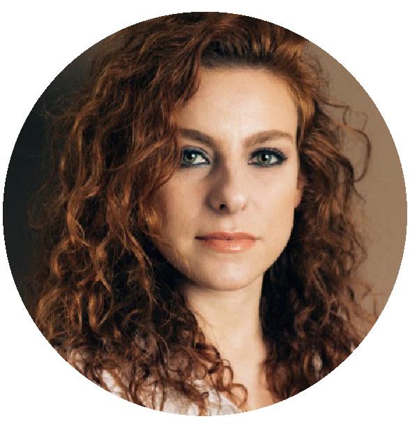 Giovanna Montoro headshot