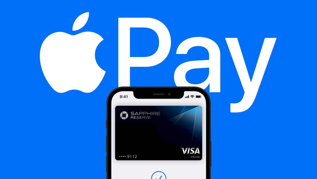 Apple Pay digital payments fintech
